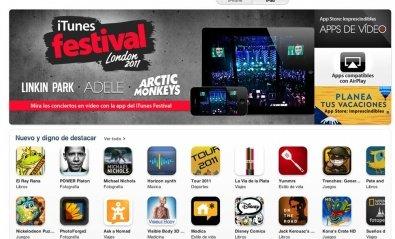 Apple bate un nuevo récord de descargas en App Store