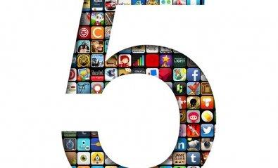 App Store cumple cinco años y regala apps y juegos