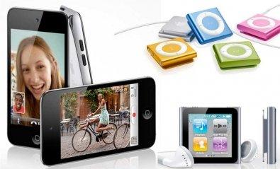 Apple renueva su gama iPod y presenta la red social Ping con iTunes 10