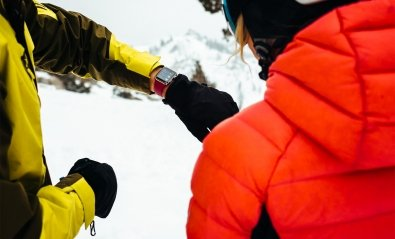 Novedades de Apple Watch para esquiadores y snowboarders