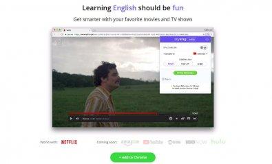 Tres extensiones de Google Chrome para mejorar tu inglés