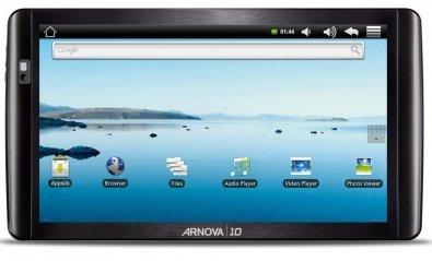 Arnova lanza tablets por debajo de los 200 euros