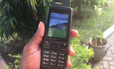Galace SQ, el ladrillaco de 'smartphone' que lo está petando en África