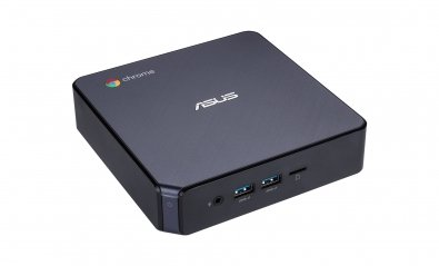 ASUS lanza el Chromebox 3