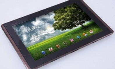 Tableta convertible en portátil Asus Eee Pad Transformer