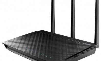 Router inalámbrico Asus RT-N66U Dual-N900
