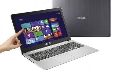 Asus lanza el Ultrabook VivoBook S551 Touch