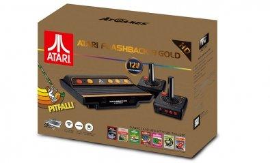 Atari entra en la guerra nostálgica con Flashback 8 Gold