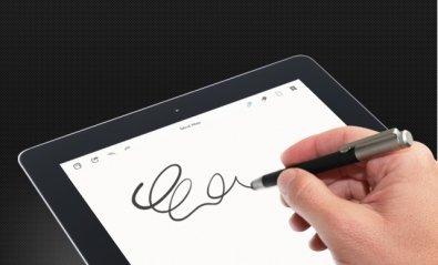 Lápiz Bamboo Stylus mini de Wacom para smartphone y tableta