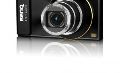 BenQ presenta su cámara compacta GH200