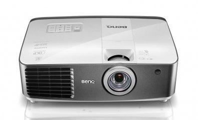 BenQ amplía su gama de proyectores para cine en casa