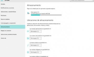 Modifica la ubicación de las bibliotecas de Windows y las aplicaciones predeterminadas