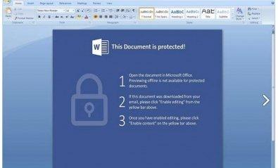Ransomware en un PDF