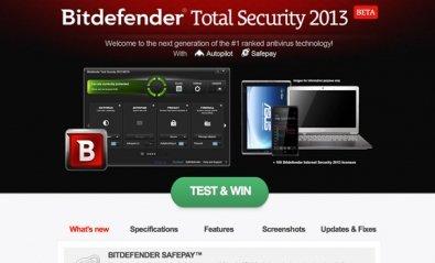 Bitdefender adelanta la beta de su gama de productos 2013