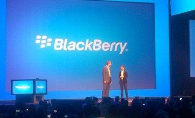 RIM presenta el nuevo BB10 y pasa a llamarse BlackBerry