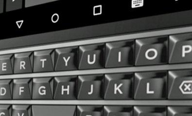 El BlackBerry con Android contará con teclado QWERTY