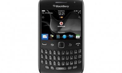 Llega a España la BlackBerry Curve 9360 con Vodafone