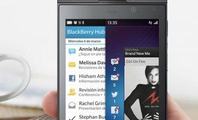 Una filtración deja al descubierto Blackberry OS 10.1