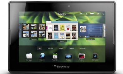 BlackBerry PlayBook, el tablet de RIM