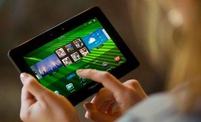 El tablet de BlackBerry se llama PlayBook