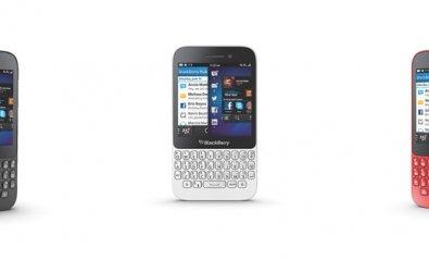 BlackBerry presenta Q5, un móvil táctil con teclado QWERTY