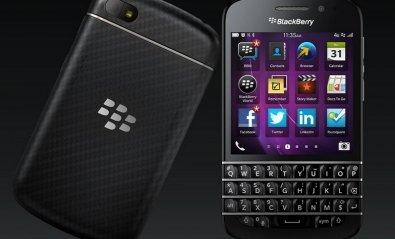 La nueva BlackBerry Q10 con teclado llega al mercado español