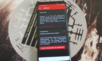 Cómo bloquear publicidad en Android