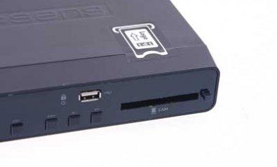 Sintonizador TDT con función de grabación Blu:sens TP35