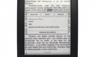 Bq Cervantes Touch, un eReader español, rápido y táctil