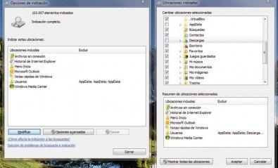 Optimiza al máximo las búsquedas con Windows 7