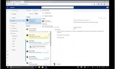 Office 365 se actualiza con mejoras de diseño y búsqueda