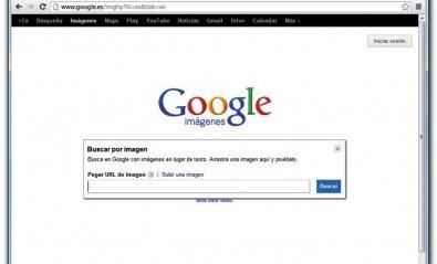 Realiza búsquedas en Google a partir de una imagen
