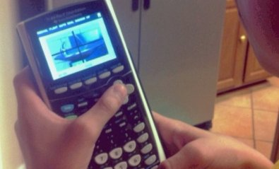 5 juegos para calculadoras gráficas