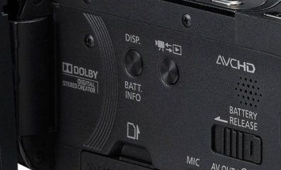 Videocámara Canon LEGRIA HF M31: ergonómica y ligera