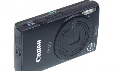 Canon IXUS 240 HS, un prodigio de miniaturización