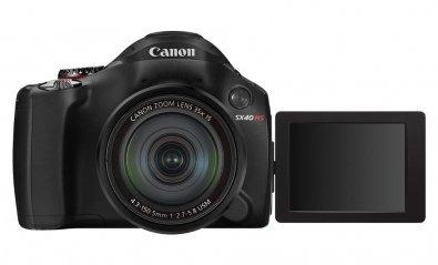 Canon presenta una potente cámara con ultrazoom