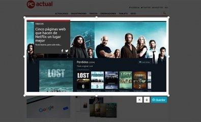 Nadie captura pantallas con más estilo que Firefox Quantum