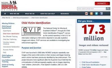 Google crea una gran base de datos contra la pornografía infantil
