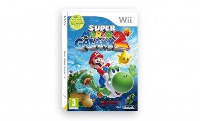 Charles Martinet presenta Super Mario Galaxy 2 para Wii