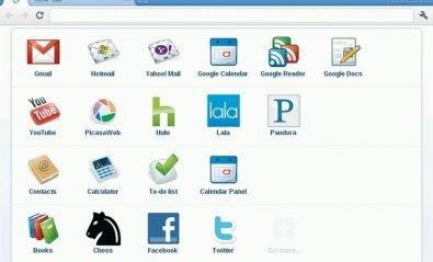 Google Chrome OS: el sistema que lleva todo a la Nube