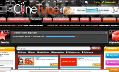 Una sentencia declara legal a la web de enlaces Cinetube