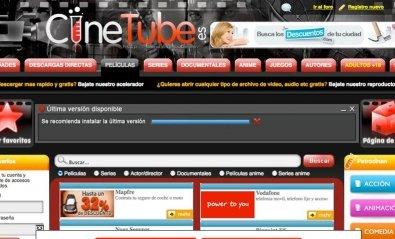Una sentencia declara legal a la web de enlaces Cinetube