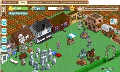 Claves para ser un buen granjero en FarmVille