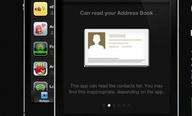 Clueful te alerta de las apps que acceden a tus datos en iOS