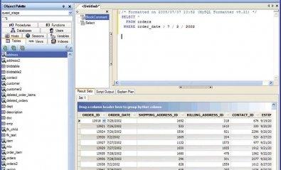 Combina Access y MySQL