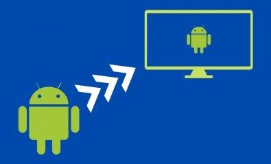 Cómo duplicar la pantalla del móvil en la TV y ordenador desde Android