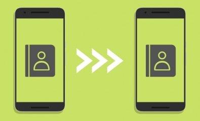 Cómo pasar contactos de un móvil a otro en Android