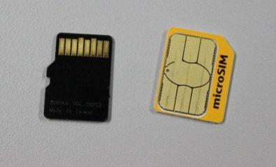 Diferencias entre Tarjeta SIM vs tarjeta SD