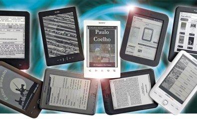 Diez eReaders destinados a los aficionados a la lectura