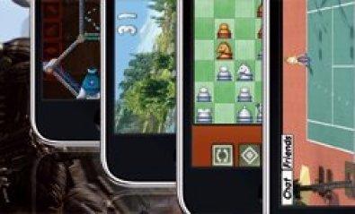 Con el iPhone también se juega